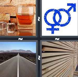 4 Pics 1 Word Level 2615 Answers