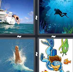4 Pics 1 Word Level 2657 Answers