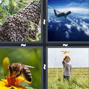 4 Pics 1 Word Level 2667 Answers