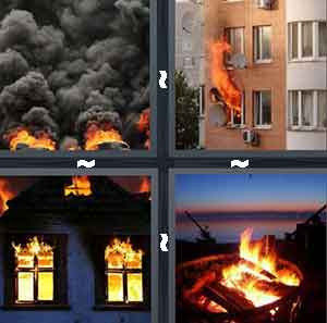 4 Pics 1 Word Level 2691 Answers