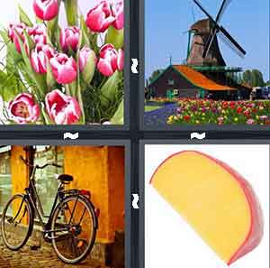 4 Pics 1 Word Level 2731 Answers