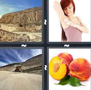 4 Pics 1 Word Level 2811 Answers