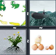 4 Pics 1 Word Level 3096 Answers
