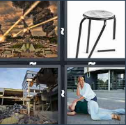 4 Pics 1 Word Level 3105 Answers