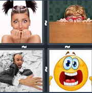 4 Pics 1 Word Level 3114 Answers