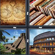 4 Pics 1 Word Level 3126 Answers