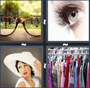 4 Pics 1 Word Level 3160 Answers