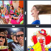 4 Pics 1 Word Level 3195 Answers