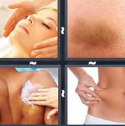 4 Pics 1 Word Level 3199 Answers