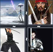 4 Pics 1 Word Level 3221 Answers