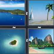 4 Pics 1 Word Level 3230 Answers