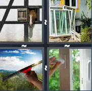 4 Pics 1 Word Level 3232 Answers