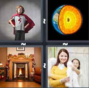4 Pics 1 Word Level 3253 Answers