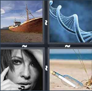 4 Pics 1 Word Level 3254 Answers