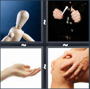 4 Pics 1 Word Level 3264 Answers