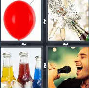 4 Pics 1 Word Level 3269 Answers