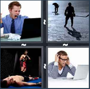 4 Pics 1 Word Level 3276 Answers