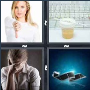4 Pics 1 Word Level 3288 Answers