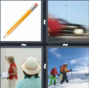 4 Pics 1 Word Level 3291 Answers