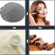 4 Pics 1 Word Level 3320 Answers