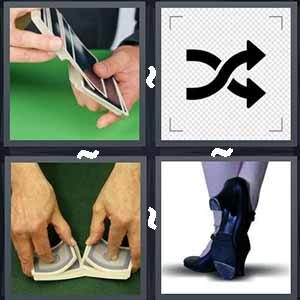 4 Pics 1 Word Level 391 Answers