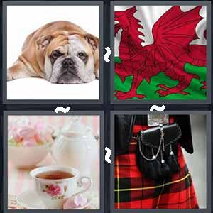 4 Pics 1 Word Level 407 Answers
