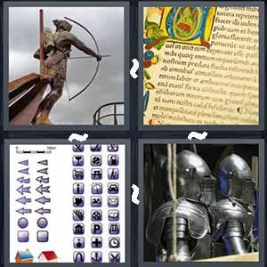 4 Pics 1 Word Level 416 Answers