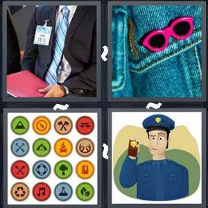 4 Pics 1 Word Level 434 Answers