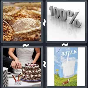 4 Pics 1 Word Level 438 Answers