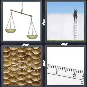 4 Pics 1 Word Level 441 Answers