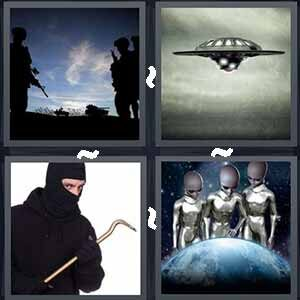4 Pics 1 Word Level 475 Answers