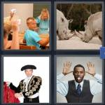 4 Pics 1 Word Level 4786 Answers