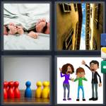 4 Pics 1 Word Level 4804 Answers