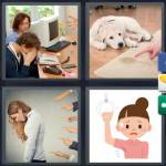 4 Pics 1 Word Level 4813 Answers