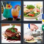 4 Pics 1 Word Level 4817 Answers