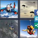 4 Pics 1 Word Level 4822 Answers