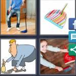 4 Pics 1 Word Level 4882 Answers