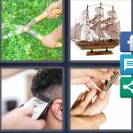 4 Pics 1 Word Level 4889 Answers