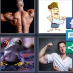4 Pics 1 Word Level 4896 Answers