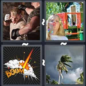 4 Pics 1 Word Level 496 Answers