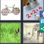 4 Pics 1 Word Level 4966 Answers