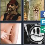 4 Pics 1 Word Level 4976 Answers