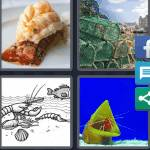 4 Pics 1 Word Level 4980 Answers
