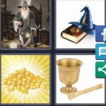 4 Pics 1 Word Level 4986 Answers