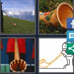 4 Pics 1 Word Level 4992 Answers