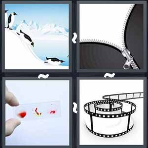 4 Pics 1 Word Level 503 Answers
