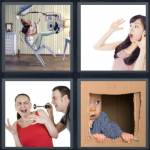 4 Pics 1 Word Level 5140 Answers