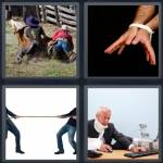 4 Pics 1 Word Level 5158 Answers