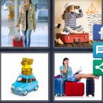 4 Pics 1 Word Level 5258 Answers