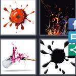 4 Pics 1 Word Level 5306 Answers